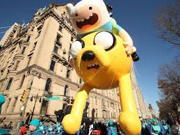 Thanksgiving Parade Tv Schedule Macy U0027s Thanksgiving Day Parade See This Year U0027s 7 New Balloons