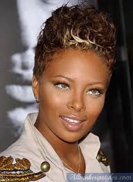 natural hair styles for black women over fifty 50 real short hairstyles for black women brown shade think this