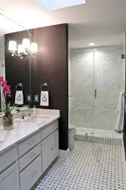 guest bathroom remodel reveal small bathroom remodel with walk in shower and
