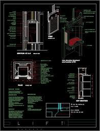 museum floor plan dwg lift dwg detail for autocad u2022 designscad