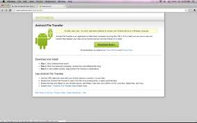 android file transfer dmg how to mount your android tablet s storage on a mac