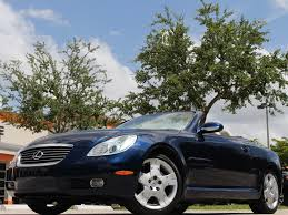 convertible lexus hardtop 2005 lexus sc 430 for sale in bonita springs fl stock 065250 16