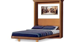 Design Bed by Build Murphy Wall Bed Yourself Under 300 By Plans Design Youtube