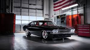 concept chevy chevy chevelle slammer concept blends retro styling with modern