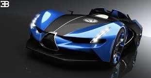 bugatti concept car bugatti roadster on behance