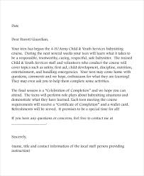 5 babysitter reference letter templates free sample example