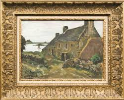 monthly auction of russian and western european art in the house
