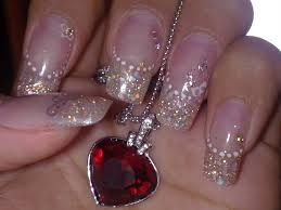 nail art acrylic nails how to do coffin bling design part
