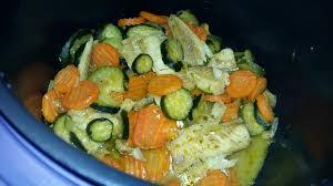 cuisiner filet de colin filet de colin et ses légumes recettes cookeo