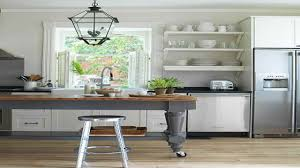 Jeff Lewis Kitchen Design by Open Shelves Kitchen Design Ideas