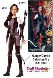 Hunger Games Halloween Costumes Katniss Barbie Doll Silkstone Barbies Ken Monster
