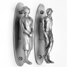 Kitchen Cabinet Pulls With Backplates Rosalie Sherman Door Pull People Simone Yves Backplate Artistic