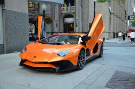 Lamborghini Aventador Sv - 2017 lamborghini aventador sv stock 05312 for sale near chicago