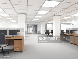 Modern Office Interior Interior Of Modern Office With Carpet Flooring Stock Photo Getty