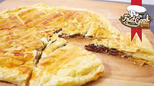 galette des rois herv cuisine recette la galette des rois des abonnés chocolat et spéculoos