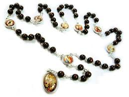 rosary of the seven sorrows st michael s books gifts rosaries