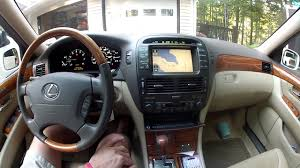 vip lexus ls430 interior 2004 2005 2006 lexus ls 430 owner review test drive youtube