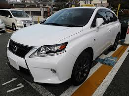 lexus best gas mileage lexus rx450h suv with best gas mileage find out mpg ratings