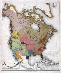 Algonquin Map Lenape Epic Algonquin Is Old Norse