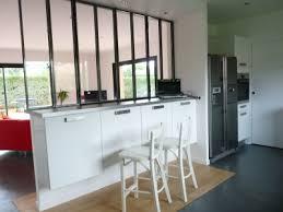 verriere interieur cuisine verriere partielle depuis la cuisine votre intérieur est