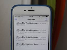thanksgiving text messages friends a plea to fix multi group messages u2014 for our all our sanity imore