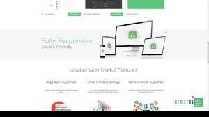 listingo business listing wordpress directory theme free t