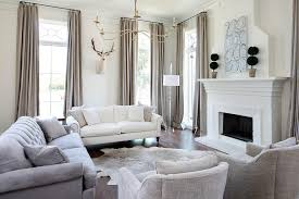 new orleans extra long curtains living room transitional with