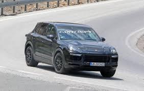 Porsche Cayenne Quality - new porsche cayenne to shed 440lbs 200kg of weight gain biturbo