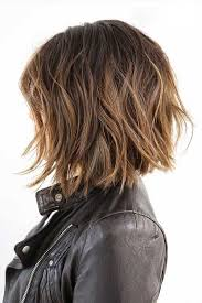 jagged layered bobs with curl 40 choppy hairstyles to try for charismatic looks short bobs