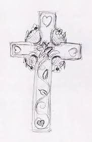 simple black cross tattoo best 25 feminine cross tattoos ideas on pinterest pretty cross