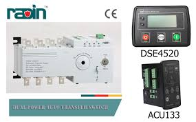 china contactor transfer switch ats supplier radin electric