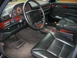 mercedes 560sel 1991 mercedes 560sel driver seat cars today