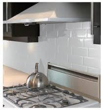 Kitchen Backsplash Stick On Peel And Stick Backsplash Tile You Ll