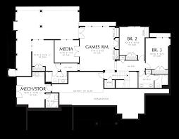 mascord house plan 1413 the lambert