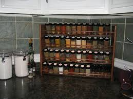 Wall Mount Spice Racks For Kitchen Lovely Inspiration Gallery From Wooden Wall Mount Spice Rack
