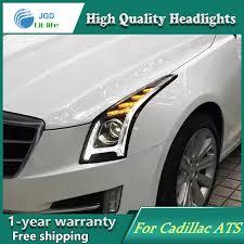 cadillac ats headlights high quality car styling for cadillac ats headlights led headlight