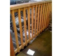 Decking Handrail American Chunky Decking Handrails
