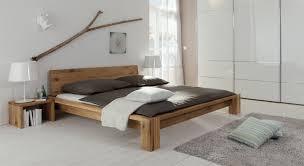 Schlafzimmer Ideen Rustikal Rustikales Wildeiche Bett Massiv Gebaut Perugia Betten De