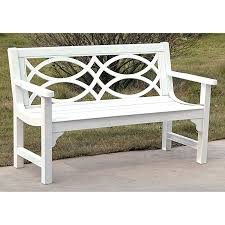 innova brentwood 4 ft cast aluminum park bench hayneedle