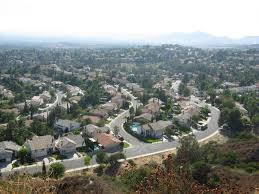 Porter Ranch Map California Fool U0027s Gold A San Fernando Valley Primer At The Amoeblog