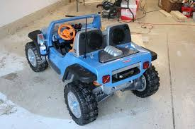 power wheels jeep hurricane modifications modified power wheels jeep hurricane setup