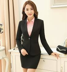 styles of work suites new autumn winter formal ol styles professional business work suits