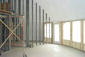 Interior Frames Interior Framing Monolithic Dome Institute
