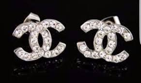 cc earrings nwt cc earrings bracelet silver gold black great gift in