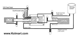 wiring wiring diagram of how to wire up a ballast 11011 cigar