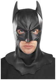deluxe batman mask batman begins movie mask