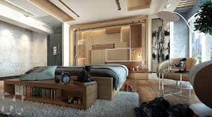 Open Bathroom Bedroom Design by Stunning Bedroom Lighting Design Which Makes Effect Floating Of