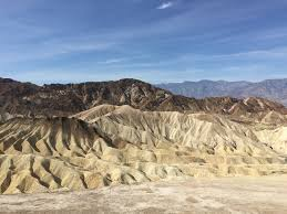 Death Valley Map Smooth Noodle Maps These Are My Multitudes