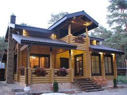 Chalet Style House