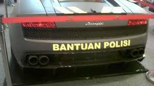 police lamborghini aventador lamborghini aventador and gallardo for indonesian police